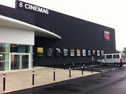 Cinémas Mega CGR Fontaine Le Comte - 8 salles