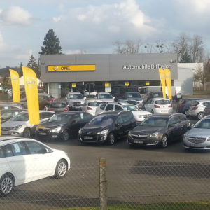 Opel, Concessionnaire Auto, Châtellerault, Coupons
