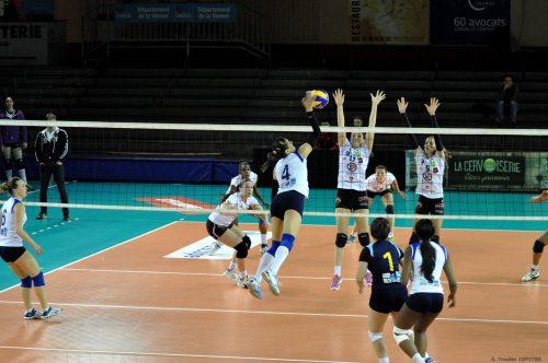 volley féminin, nouvelle saison, CEP Poitiers St Benoït