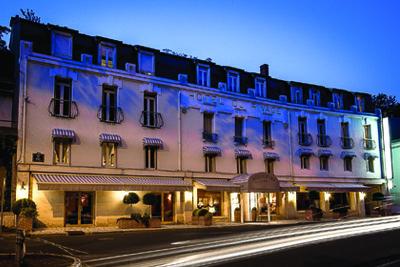 hôtel du Rivage, Gien, promotion, concours