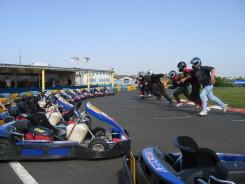 Gagnez votre session de Kart, New Kart, Migné Auxances
