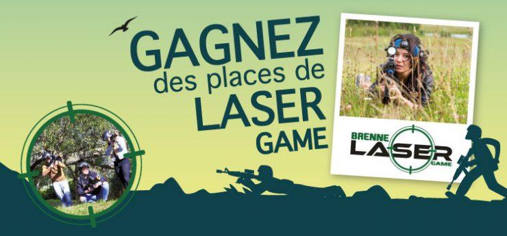 laser game, Brenne Laser Game, Mézières, concours