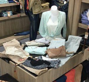 vêtements, prêt à porter hommes femmes centre-ville Châteauroux