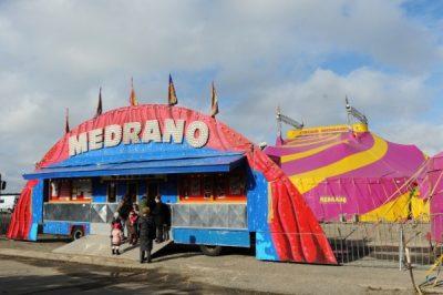 Grand Cirque, Medrano, Poitiers, Parc des Expositions, concours