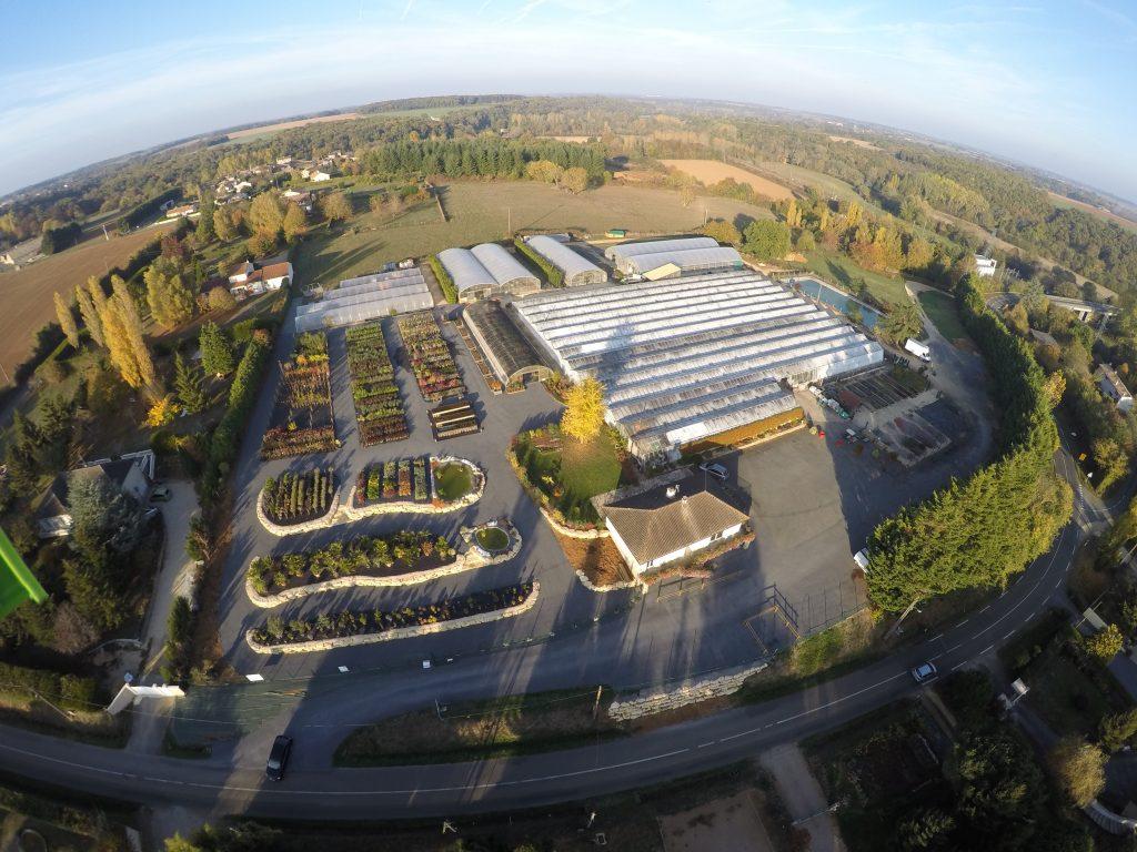 jardinage, plants, végétaux, horticulture, Vivonne, Poitiers, promotion