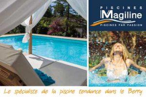 construction rénovation de piscines spa et balnéo à Châteauroux