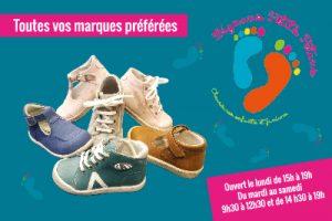 chaussures, chaussons pour enfants à Châteauroux