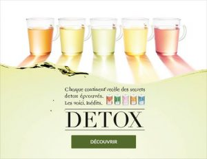 promotion thés détox, Poitiers, Chasseneuil du Poitou, réduction