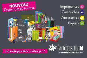Fournitures de bureaux, cahiers, classeurs, promotion, Châteauroux