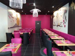 restaurant asiatique, sur place ou à emporter, Poitiers sud