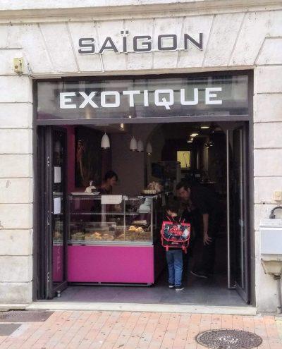 Restaurant exotique, sur place ou à emporter, Poitiers centre-ville