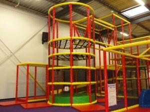 toboggans, jeux, parc de loisirs pour enfants Poitiers