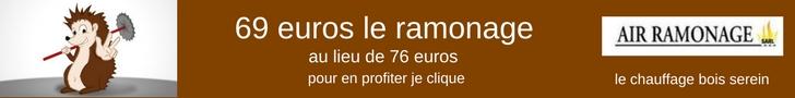 ramonage débistrage entretien poêle à bois Poitiers