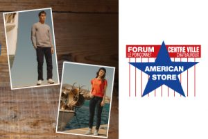 -30% sur l'article de votre choix* American Store Châteauroux