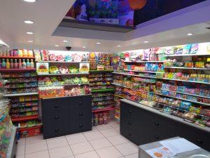 Spécialiste de la vente de bonbon en vrac à Poitiers.