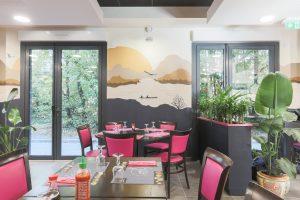 restaurant chinois, vietnamien, asiatique, mandarin, Poitiers