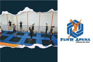 parc de loisirs trampolines ouvert à Châteauroux