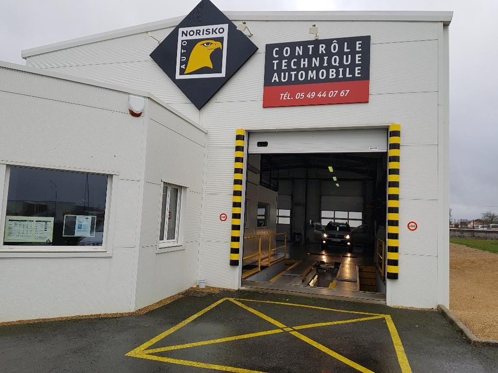 promo contrôle technique auto Neuville de Poitou, Villiers, Charray