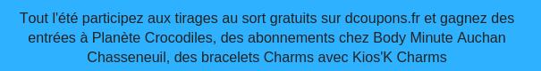 entrées gratuites, abonnements offerts, cadeaux et concours à Poitiers