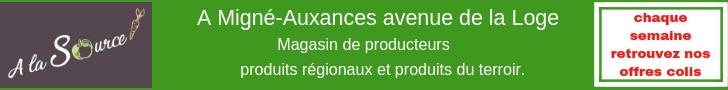 magasin de producteurs circuit court alimentation Poitiers