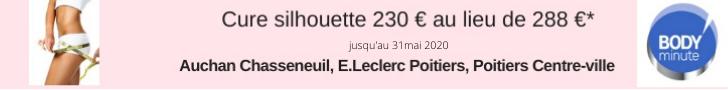 promotion cure silhouette Poitiers Chasseneuil du Poitou