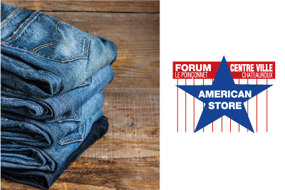 -20% sur tous les jeans à Châteauroux